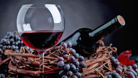 vino, resveratrolo, covid, uva, antiossidante, antinfiammatorio