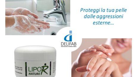 crema idratante mani
